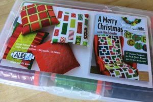 Magnifique lot Aurifil à gagner ! Christmas Giveaway